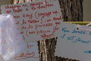 Messages des résidents